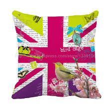 Cheap Accent Pillows For Sofa by Online Get Cheap Bird Accent Pillows Aliexpress Com Alibaba Group
