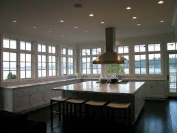 large square kitchen island square kitchen island contemporary kitchen castanes architects