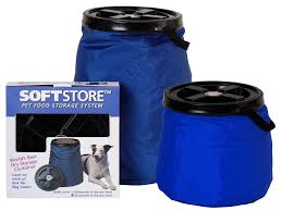 Container For Food Storage Airtight Dog Food Containers