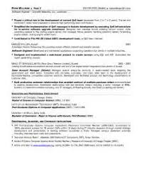 Software Professional Resume Samples by Sample Software Engineer Resume Software Engineering Resume