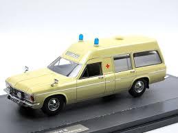 opel admiral 1970 matrix 1970 opel admiral b lwb langversion miesen ambulanz resine