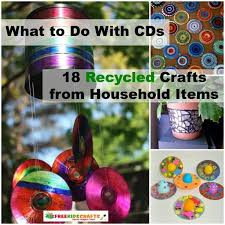 Upcycling Crafts For Adults - 271 best cd s dvd u0027s care and crafts images on pinterest old