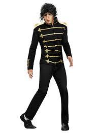 Halloween Costumes Michael Jackson Michael Jackson Military Jacket