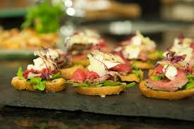 beef canape recipes carpaccio of lincoln beef the local kitchen