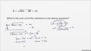 radicals and rational exponents u2014 harder example video khan