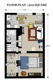 guest house floor plans 500 sq ft download building plans 500 sq ft home intercine