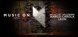music on and marco carola are back in miami ibiza by night