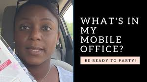 what u0027s in my new thirty one mobile office youtube