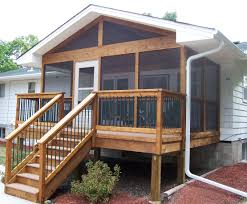 small decks fronts porches front decks http scolesconstruction