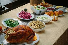 going buffet style for thanksgiving here are the