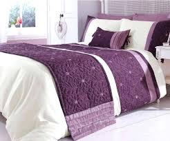 chambre couleur lilas linge de lit violet couleur lilas et autres tons pastel pour