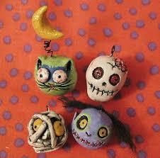 ornaments made from clay lynda makara