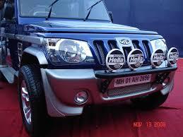 indian car mahindra mahindra bolero stinger pictures