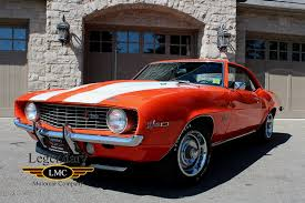 chevy camaro 1969 z28 for sale 1969 chevrolet camaro z 28 original paint original interior