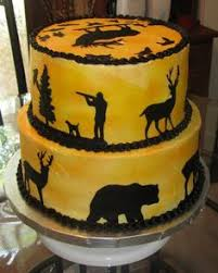 deer silouhette cakes u0026 cake decorating daily inspiration