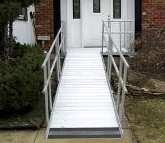 handicapped wheelchair handicap ramps