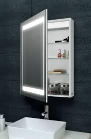tall mirrored bathroom cabinets