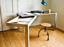Unique Desk Small Office Apartment Furniture Small Wood Computer Cool Desks
