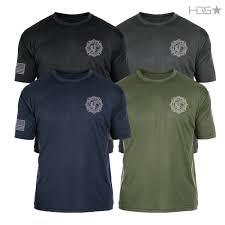us bureau of bop premium performance t shirt 4 pack hdg tactical