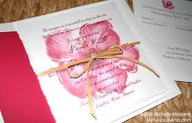hawaiian themed wedding invitations my personal artist custom invitations studio truly unique