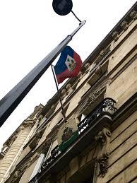 Paris Flag Image Entrée To Black Paris Taste Of Haiti A Glimpse Into The Haitian