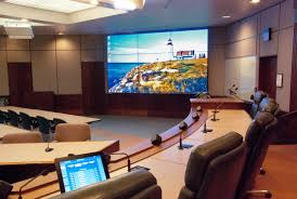 furniture fascinating office meeting room design wall projector