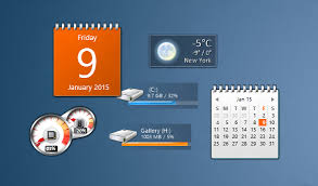 horloge bureau windows 7 desktop gadgets for windows 10