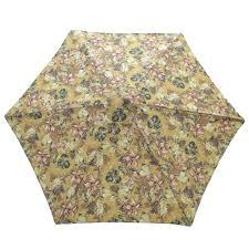 Buy Patio Umbrella by 9 Ft Wood Patio Umbrella In Promo Floral 9952 01240000 The Home