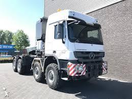 mercedes prime mover used mercedes tractor unit 4861 slt titan 8x8 heavy duty prime