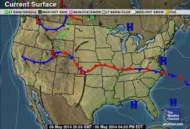 us weather map cold fronts us weather map fronts