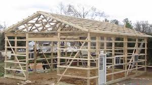 house plans cost of building a pole barn home pole buildings