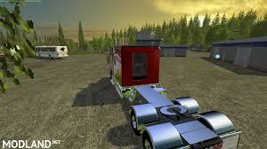 custom kenworth trucks kenworth t800 custom semi mod for farming simulator 2015 15 fs