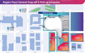 Rogers Centre Floor Plan by Best Ways To Get To Rogers Place