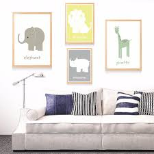online get cheap safari canvas wall art aliexpress com alibaba