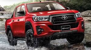 land rover thailand 2018 toyota hilux comes out refreshed in thailand 0 images 2018