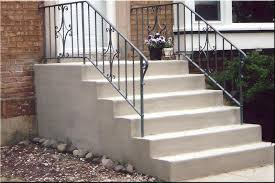 Cement Stairs Design Physical Why Do Stairs Have Overhangs User Experience Stack