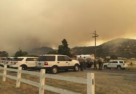 Wildfire Near Reno by Mariposa County Fire In California Threatens 1 500 Structures Near