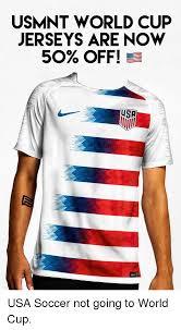 Us Soccer Meme - usmnt world cup jerseys are now 50 off usa soccer meme on me me
