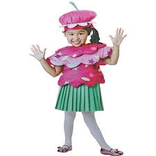 Pinkalicious Halloween Costume Toddler Halloween Cutie Cupcake Costume 2t 4t Seasons Usa