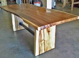 Natural Wood Dining Room Sets Bright Ideas Natural Dining Table All Dining Room
