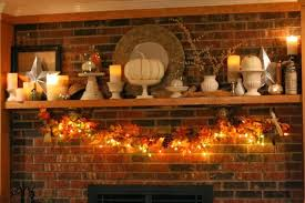 decorating fall decorating ideas for your mantel walking on