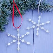 snowflake decorations lizardmedia co