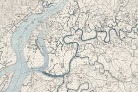 How To Read Topographic Maps Secret Japanese Military Maps Could Open A New Window On Asia U0027s Past