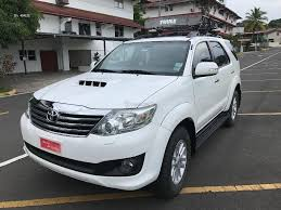 toyota fortuner used car toyota fortuner panama 2012 toyota fortuner