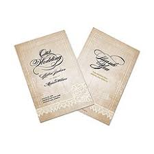 Vintage Wedding Programs Personalized Wedding Programs Weddingstar