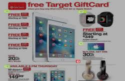 target leaked black friday ads 2016 black friday tech times
