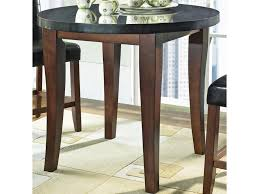 Granite Top Dining Room Table Granite Bello Round Granite Top Counter Height Table Morris Home