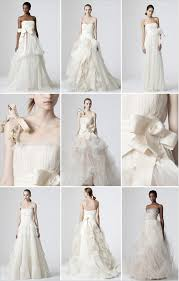 wedding dresses vera wang 2010 vera wang 2010 bridal gowns 792680 weddbook