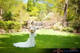 Rock Quarry Garden Famzing Photography Bridal Portraits 4 20 14