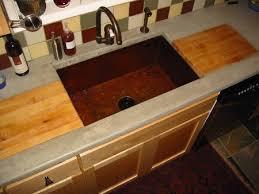 Copper Kitchen Sink by Installation Photos Katheleenh Copper Sinks Online
